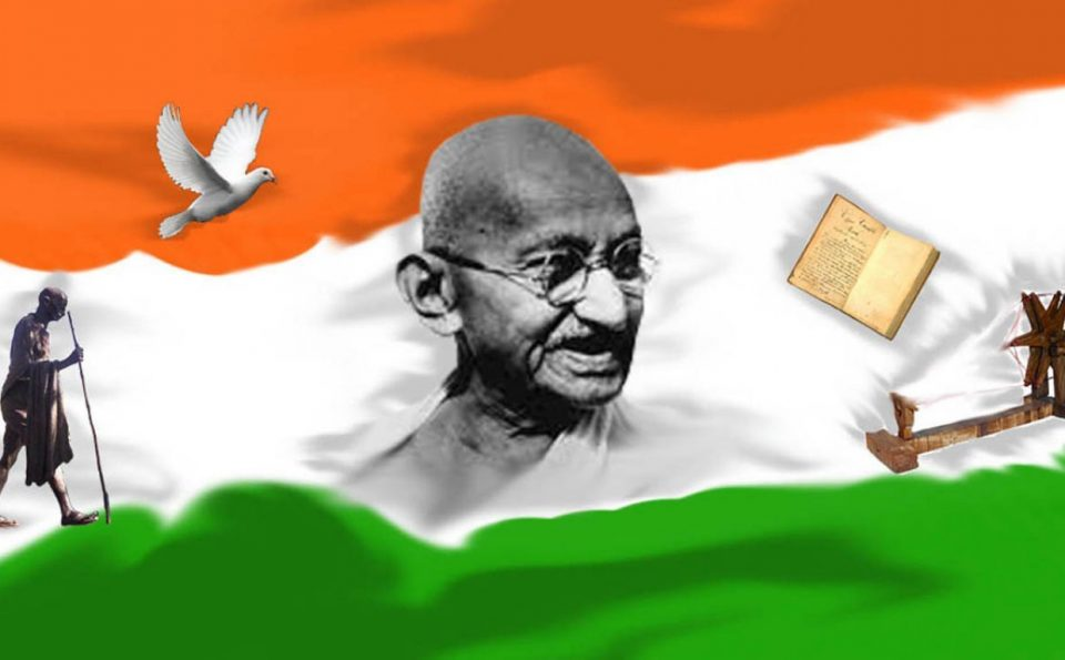 Mahatma Gandhi-The father of the Nation