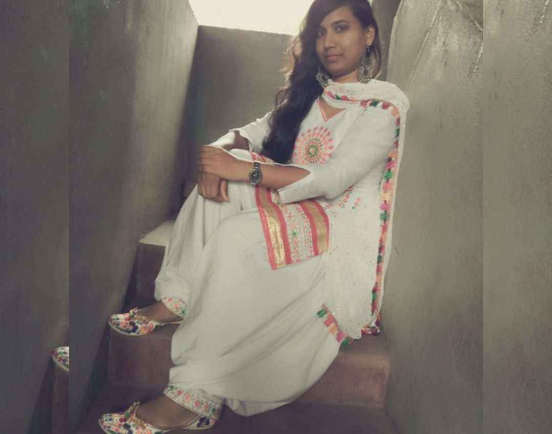 White Salwar Suit for every function of day