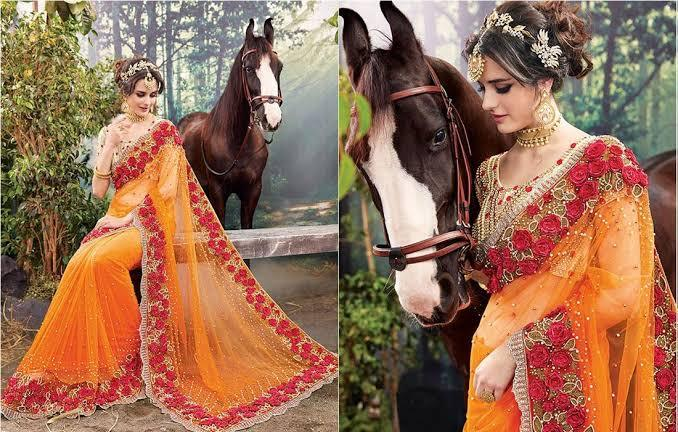 Indian Sarees for Every Occasion
