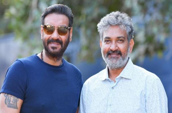 बाहुबलीच्या दिग्दर्शकाचा आणखी एक सर्वात महागडा चित्रपट, अजय देवगणसोबत शूटिंग सुरु
