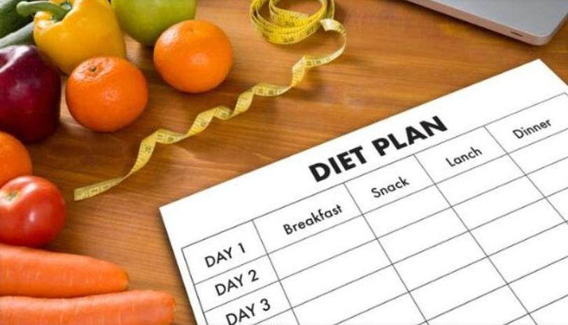 7-Day Indian Diet Chart For Weight Loss For Female