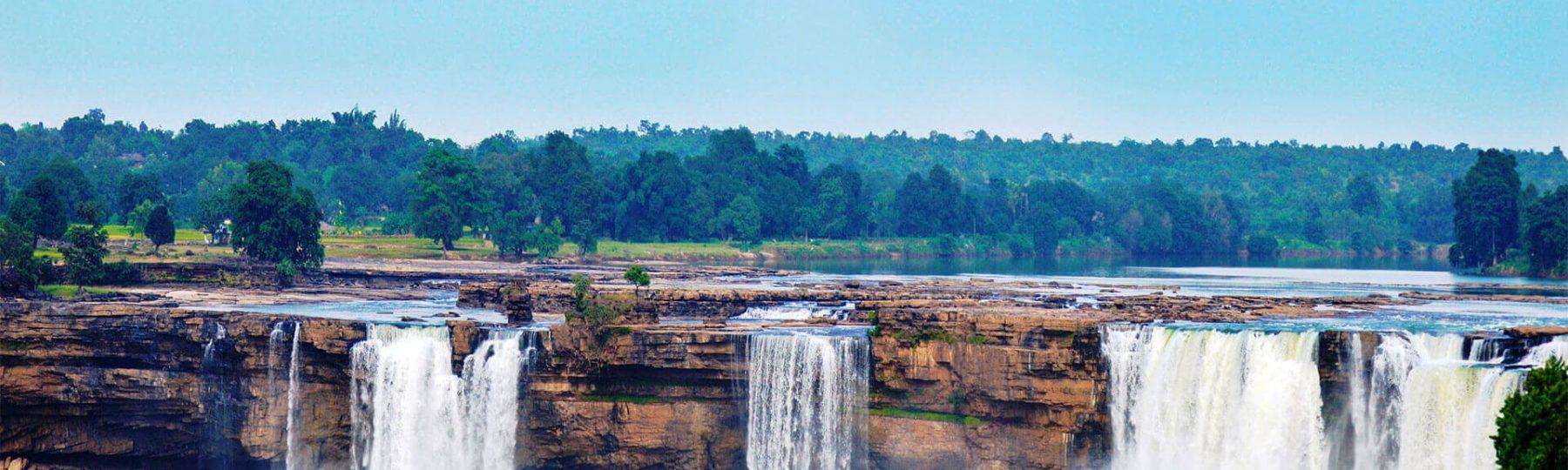 Chitrakot Waterfall