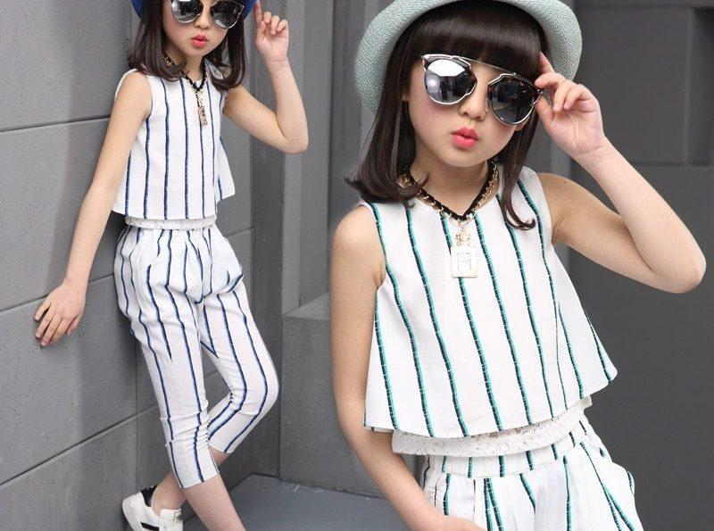 Kid's Clothing Fashion