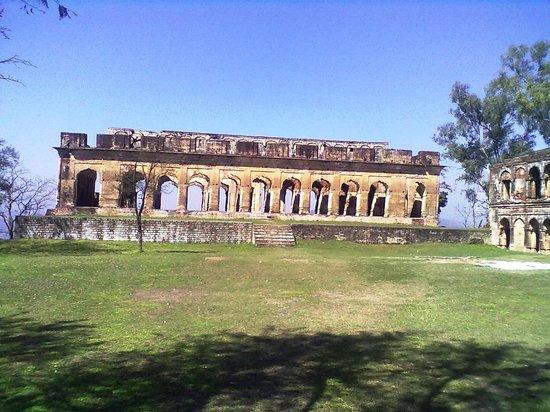 Sujanpur Tira Fort Hamirpur, Himachal