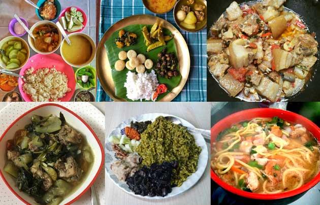 Assam Street Food