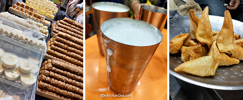 Haridwar Famous Food