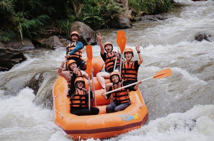water River Rafting