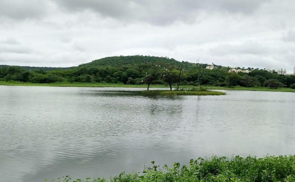 Pashan Lake