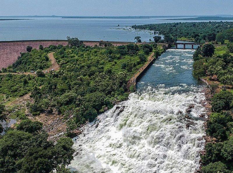 Halali Dam