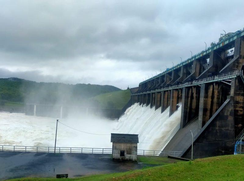 Tawa Reservoir Dam