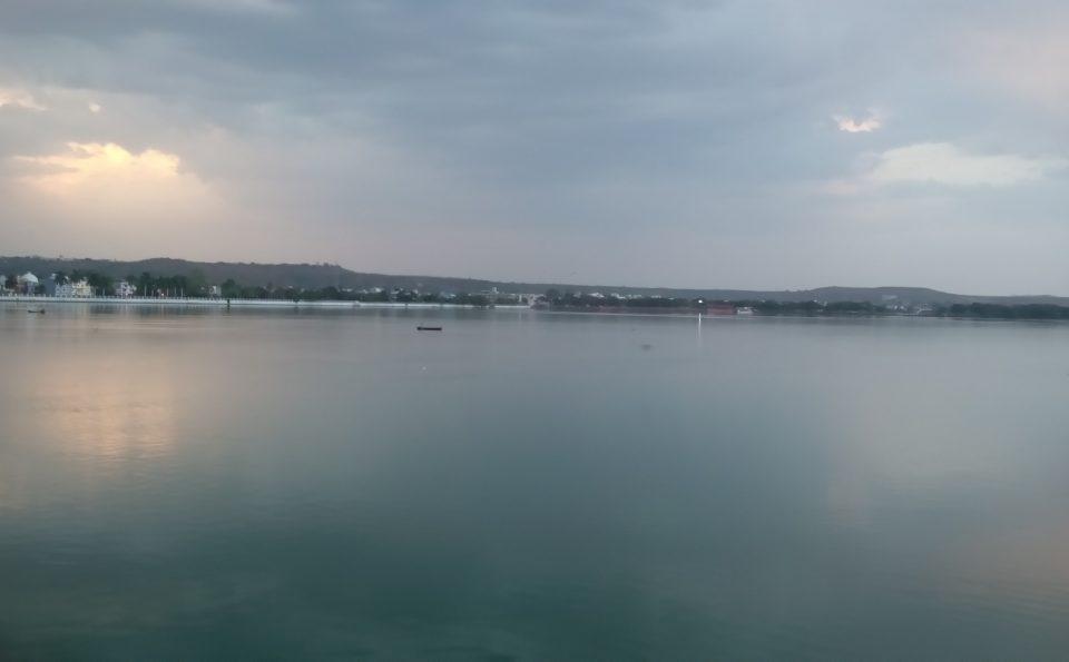 Lakha Banjara Lake